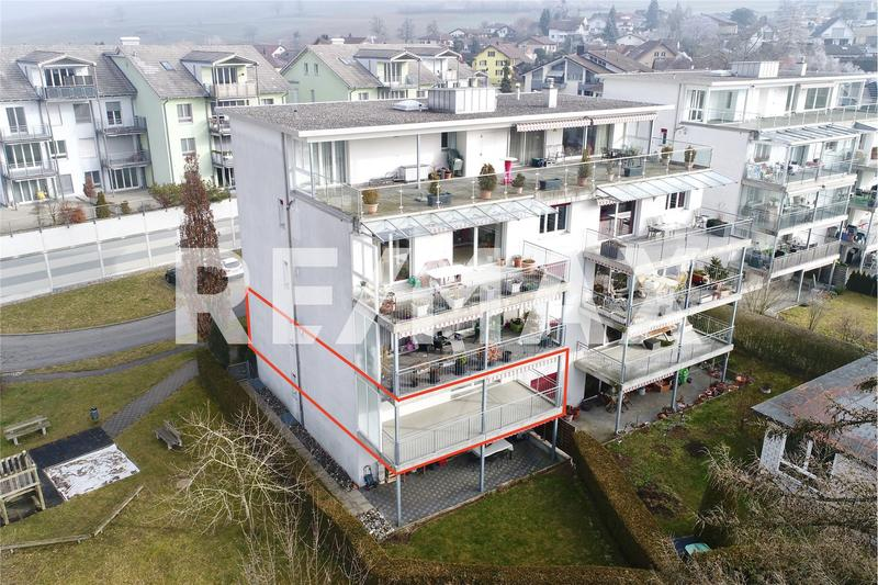 Grosszügige 3.5 Zimmer Wohnung in Fahrwangen!