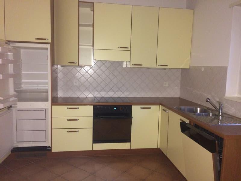 Affittasi appartamento in via Borromini 13 a Vezia