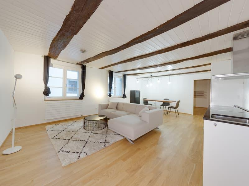Charmante, helle, Neubau-Standard 2.5 Zimmer-Wohnung zu vermieten
