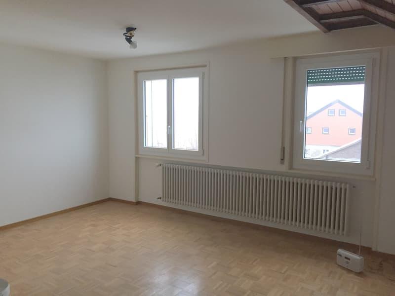 Spacieux appartement de 2,5 pièces avec vue