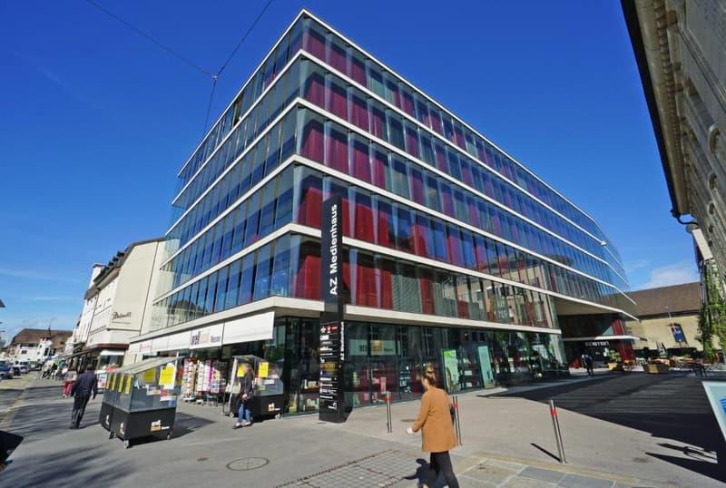 Tiefgaragenplatz im Zentrum von Aarau
