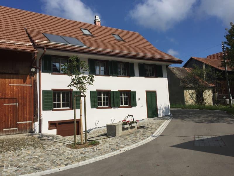 Liebevoll umgebautes Bauernhaus mit 3 Etagen