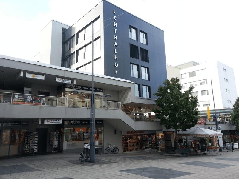 Aussenansicht Centralhof