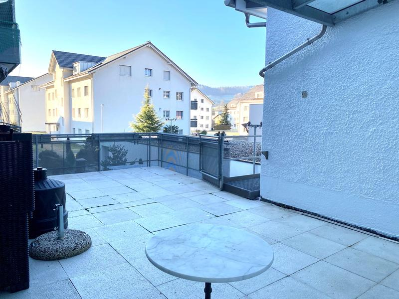 6.5 Zimmer Duplex-/Maisonette-Wohnung für Familien und WGs inkl. Terrasse