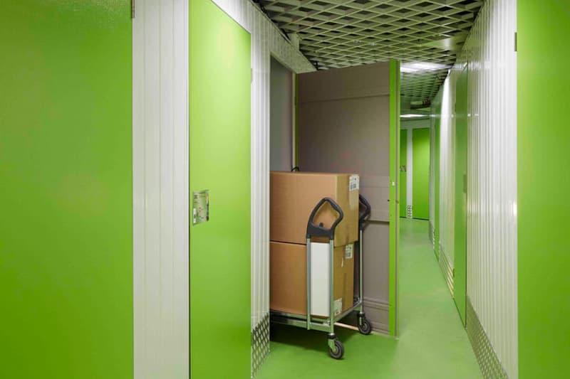 Persönliche Lagerräume – flexibel verfügbar, sauber, trocken