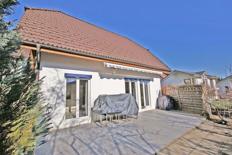 Einfamilienhaus mit toller Aussicht