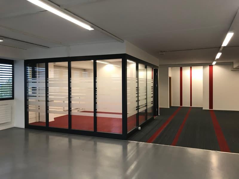Surface industrielle et/ou bureaux de 490 m2 modulable