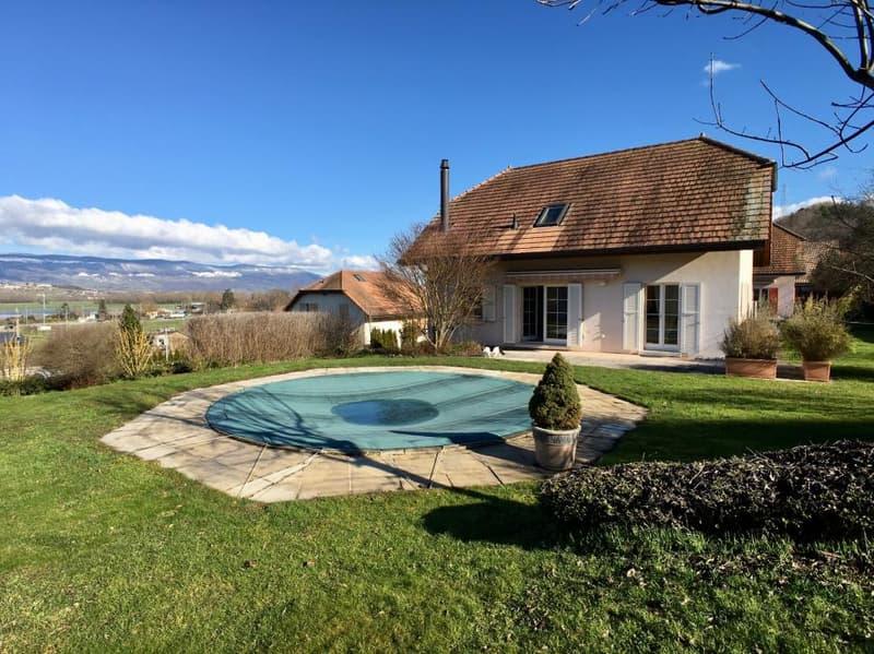 Maison 5.5 pièces à Yverdon-les-Bains