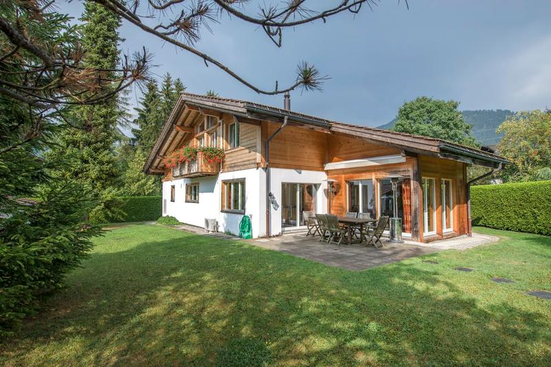Cosy Chalet for Rent in Saanen