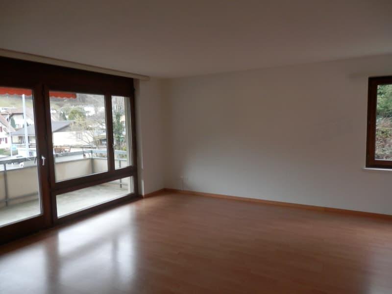 5 1/2 - Zimmerwohnung, sonnige Lage, mit 2 Autoeinstellplätzen (2)