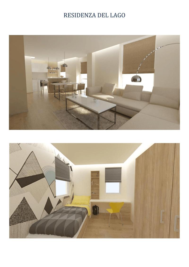 Riva San Vitale: Appartamenti di 2.5 o 3.5 locali in 1° locazione