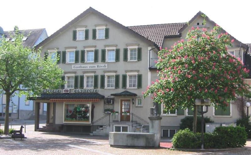 Gasthaus zum Rössli in Oberuzwil SG