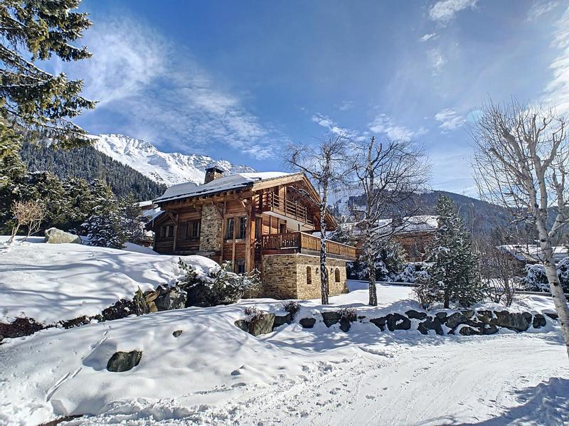 EXCLUSIF VERBIER - Le Hameau : Superbe Chalet SKI IN & OUT