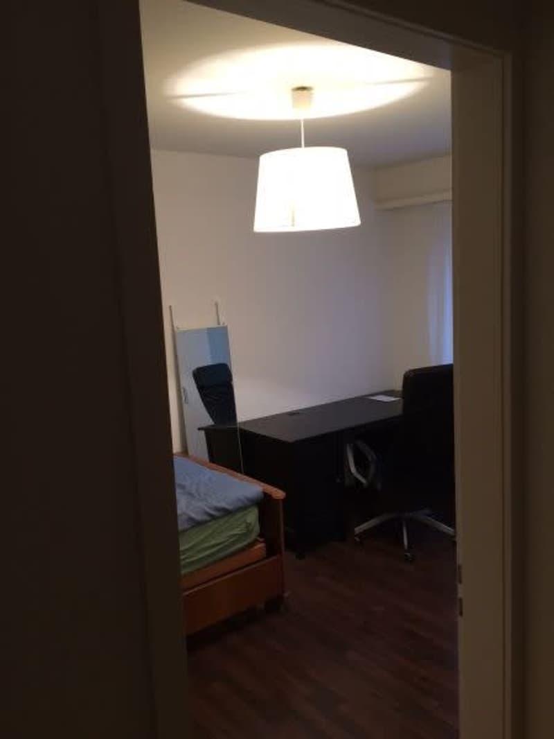 Zurigo centro: camera in appartamento / Zürich zentral: Zimmer in der Wohnung