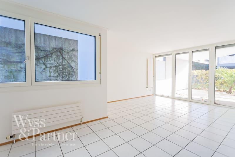 Morbio Inferiore - confortevole appartamento con giardino