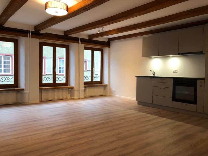 Tolle 1.5 Zimmerwohnung in der Altstadt von Mellingen