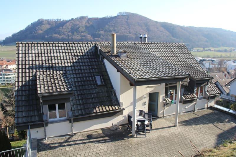 5½ - Zimmer-Eigentumswohnung mit Wintergarten, inkl. 1 Autoeinstellhallenplatz