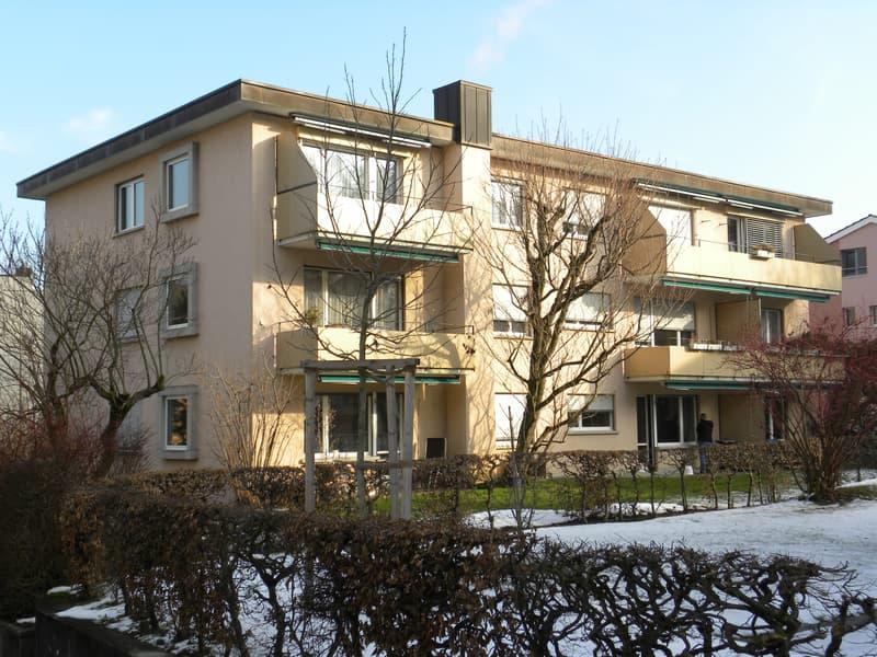 Wohnung oben links
