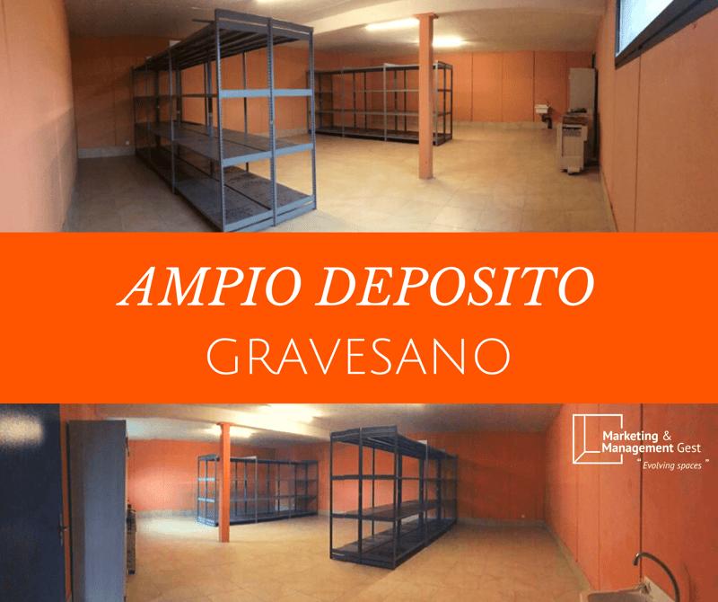 GRAVESANO DEPOSITO AMPIO PER ARCHIVIO, ALTRO (leggere bene!) (1)