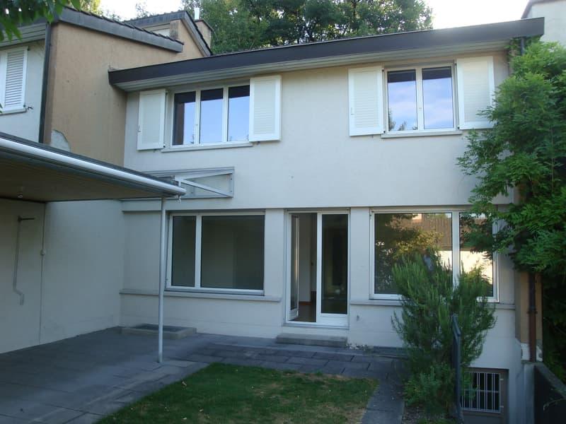 5.5-Zimmer-Reihen-Einfamilienhaus befristet bis 31.12.2024