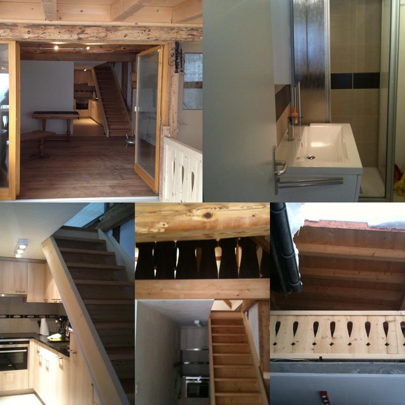 2- Zimmermaisonette Wohnung zu vermieten
