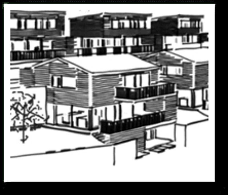 Villa individuelle sur 3 niveaux - Le Bry