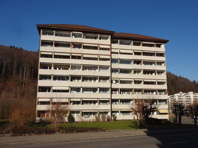Schöne, helle 4,5 Zimmer-Wohnung im sonnigen & zentralen Luzern/Littau