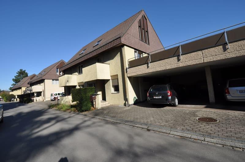 Urbanes Wohnen in Zürich Leimbach