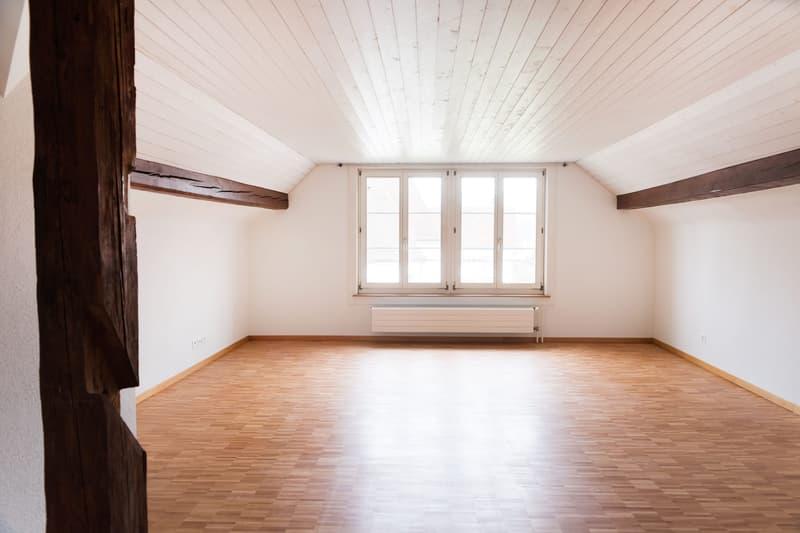 Charmante Altbau-Dachwohnung mit moderner Küche (4)