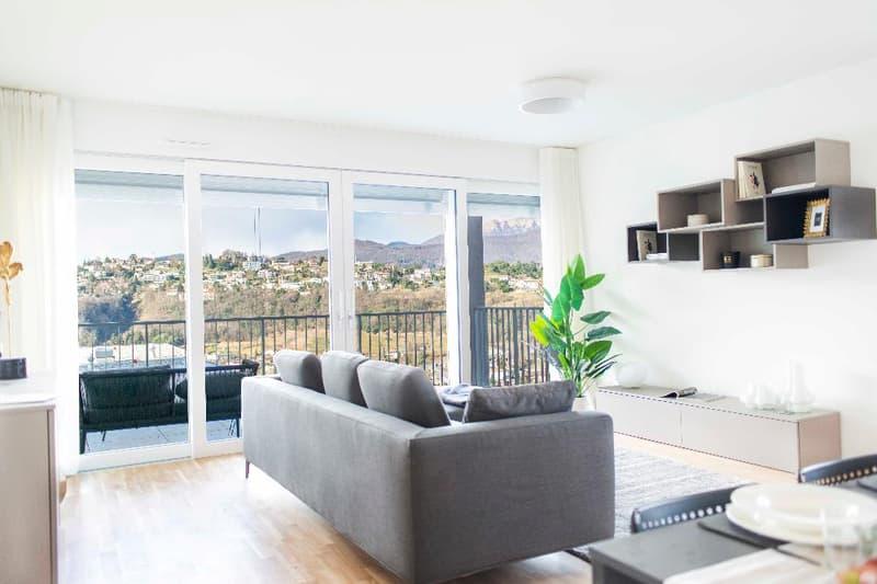 Residenza Verde. Nuovo 3.5 in affitto da 01 giugno 2020