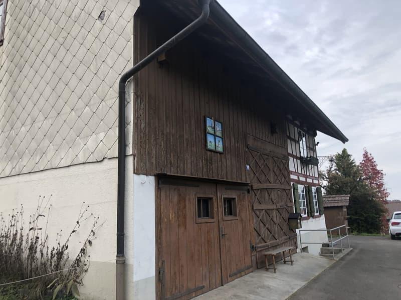 Renoviertes Einfamilienhaus mit Potential