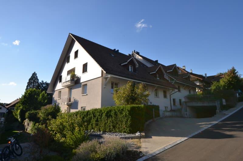 Helle Maisonette-Dachwohnung im Eigentumswohnungsstandart zu vermieten