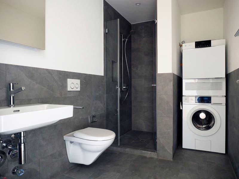 Beispiel Badezimmermaterialien