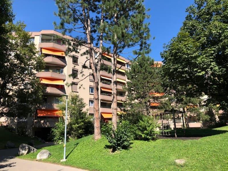 Grosszügige 4.5-Zimmerwohnung im Talgut-Zentrum in Ittigen