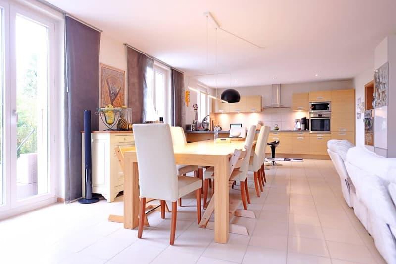 Magnifique appart duplex 5,5 p / 4 chambres / 2 SDB / avec terrasse