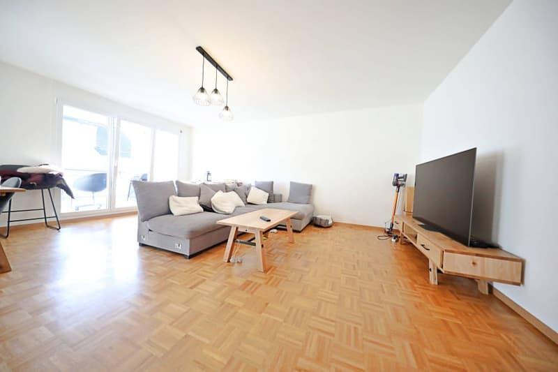 Magnifique appart 3,5 p / 2 chambres / 2 SDB / avec balcon.