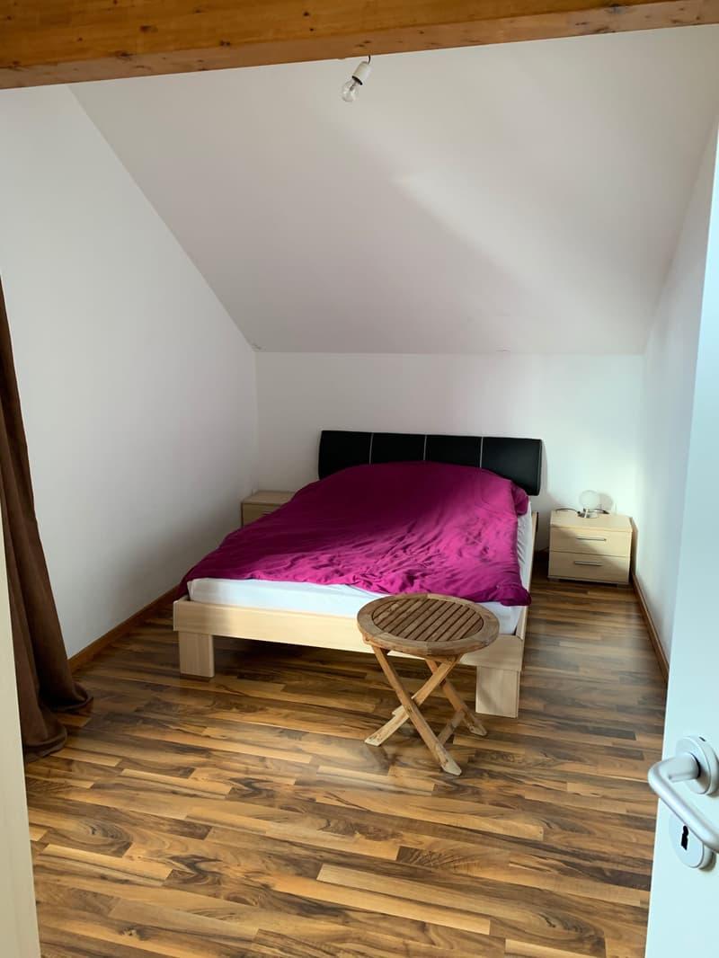 Joli appartement meublé à Glion (1)