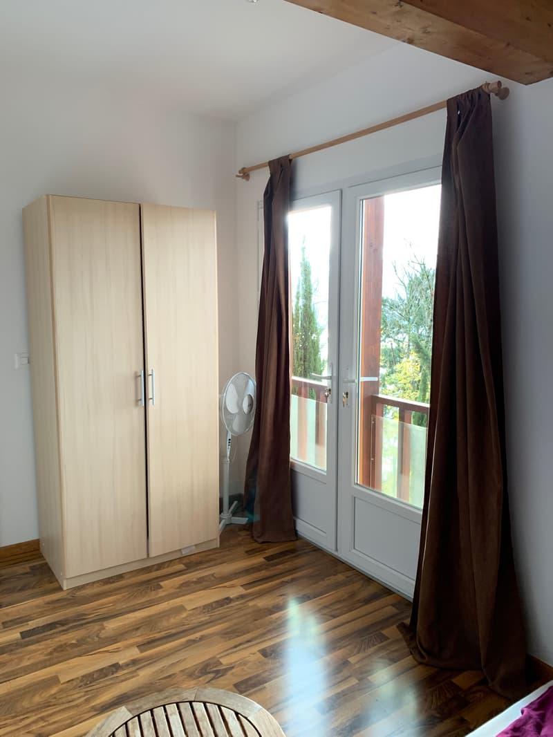 Joli appartement meublé à Glion (2)