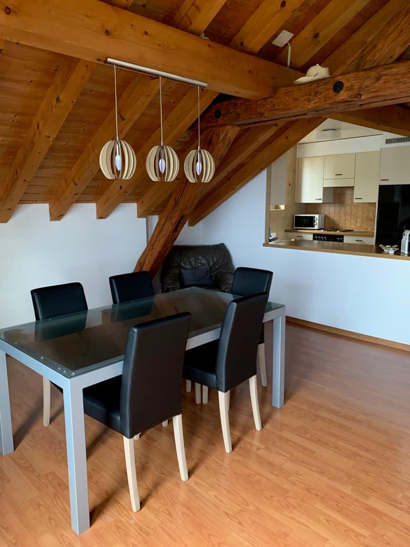 Magnifique appartement meublé à Glion (2)