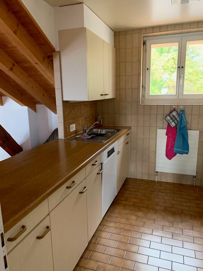 Magnifique appartement meublé à Glion (3)