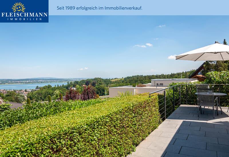6½-Zimmer-Villa mit Blick über die Insel Reichenau