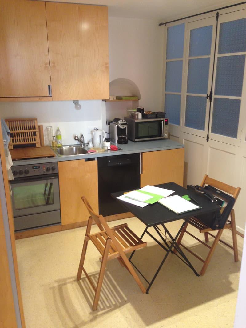 Loft de 3 pièces - rue Verdaine 4 - Lutry