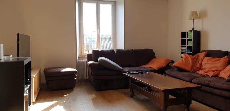 Jolie appartement de 2,5 pièces à Baulmes (1)