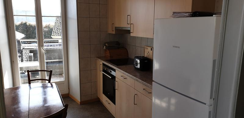 Jolie appartement de 2,5 pièces à Baulmes (4)