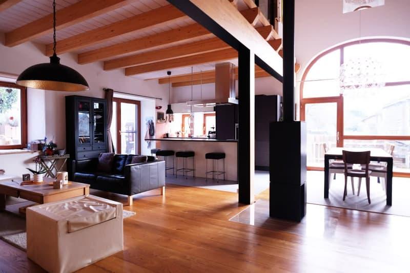 Magnifique maison meublée 6,5p // 4 chambres // Jardin - Jacuzzi