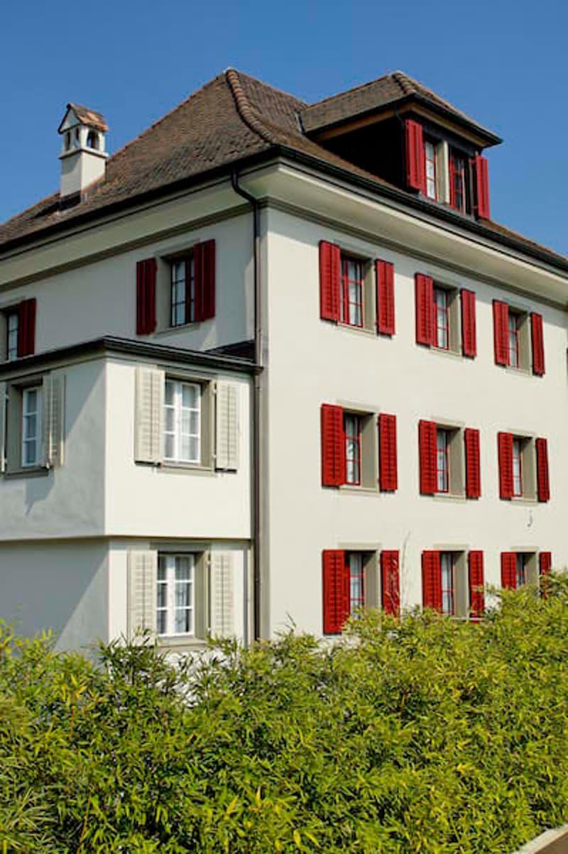Stadtvilla mitten in Luzern