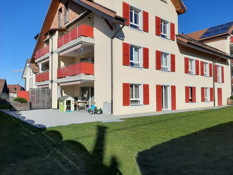 Appartement de 4 pièces avec terrasse