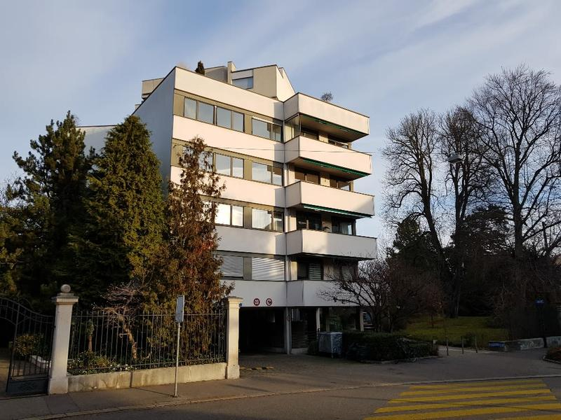Stadtwohnung Nähe Schützenmattpark