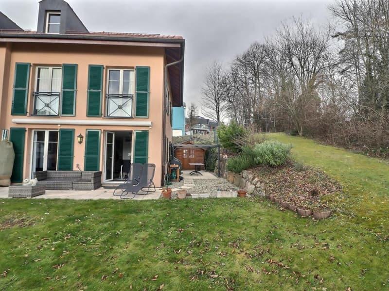 EXCLUSIVITE - Belle villa mitoyenne de 5,5pces proche des commodités