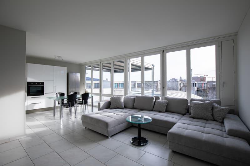 Moderne und helle 2.5 Zimmer-Wohnung